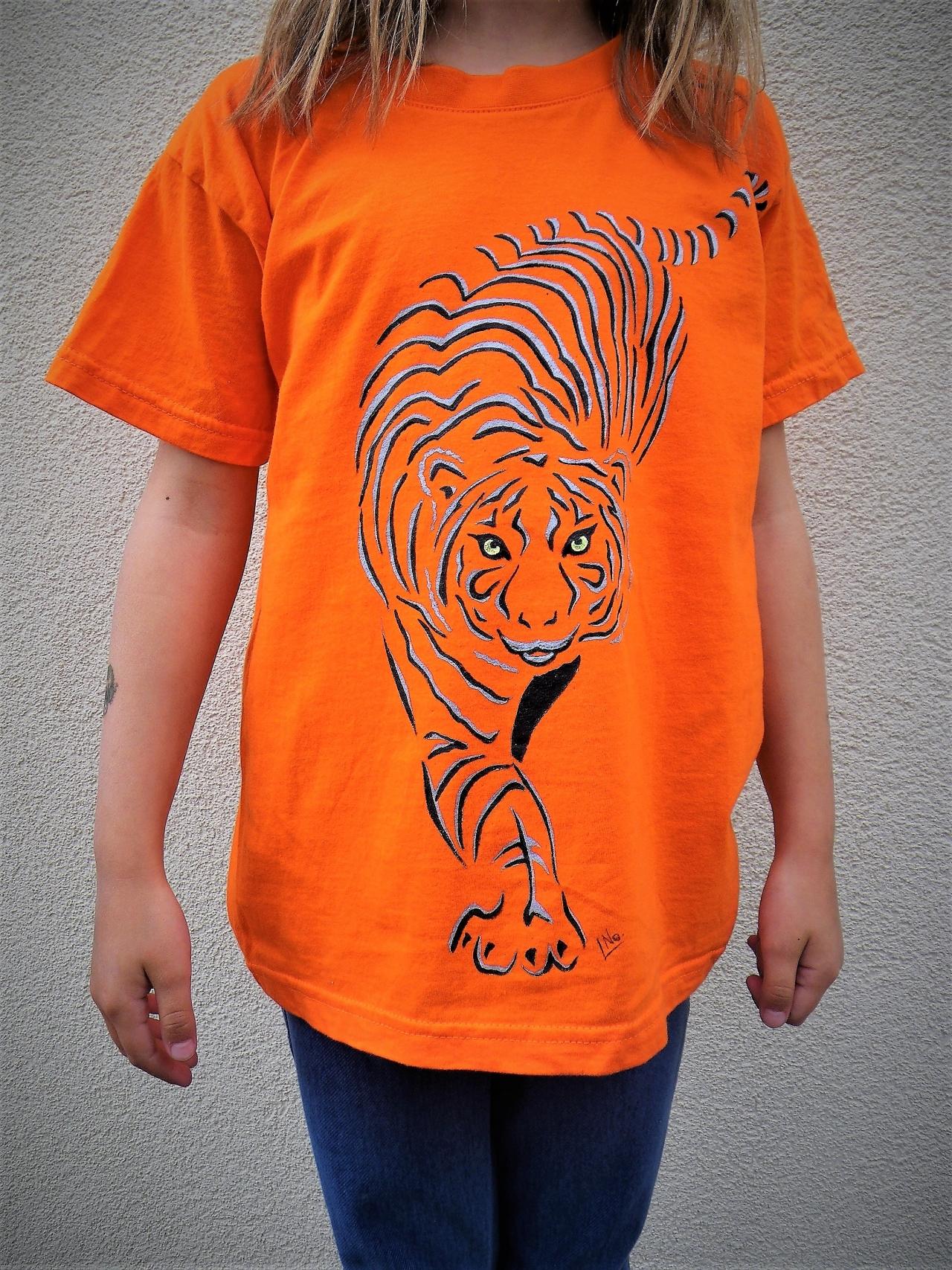 tee shirt horoscope chinois le tigre le buffle elles et no. Black Bedroom Furniture Sets. Home Design Ideas