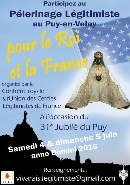 Affiche du pèlerinage jubilaire légitimiste au Puy.jpg