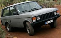 Rénovation d'un Range Rover Classic 1992