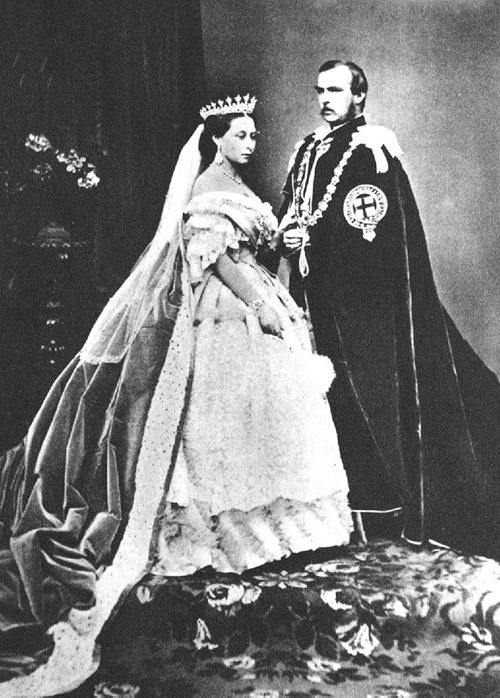 mariage de Victoria