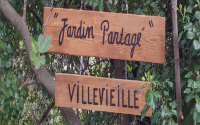 JARDIN PARTAGE de VILLEVIEILLE