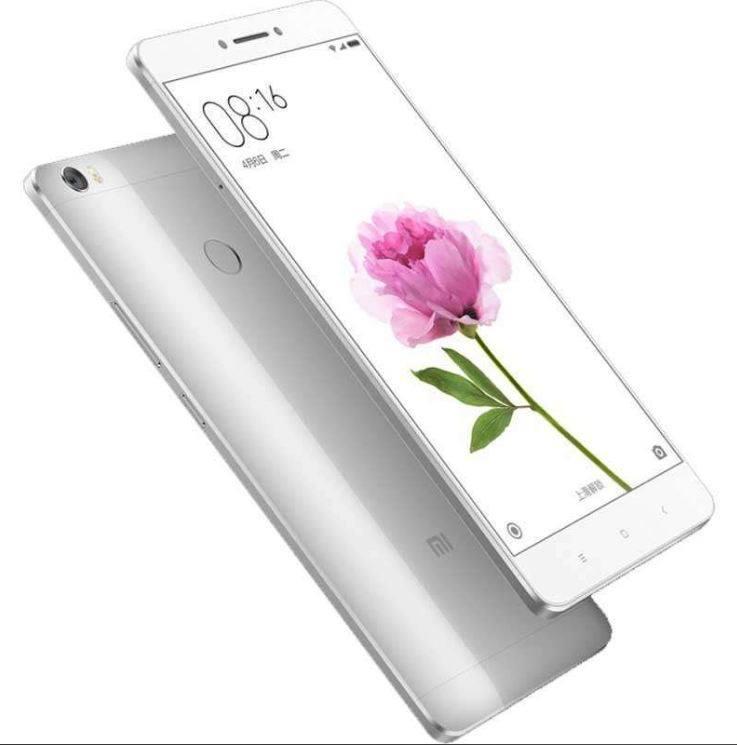 France-Access grossiste Téléphone XIAOMI :XIAOMI MI MAX 4G 32GB DUAL-SIM SILVER EU