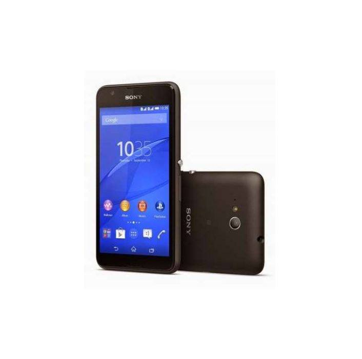 France-Access grossiste Téléphone SONY: SONY XPER E4G E2003 4G BLACK WIND EU