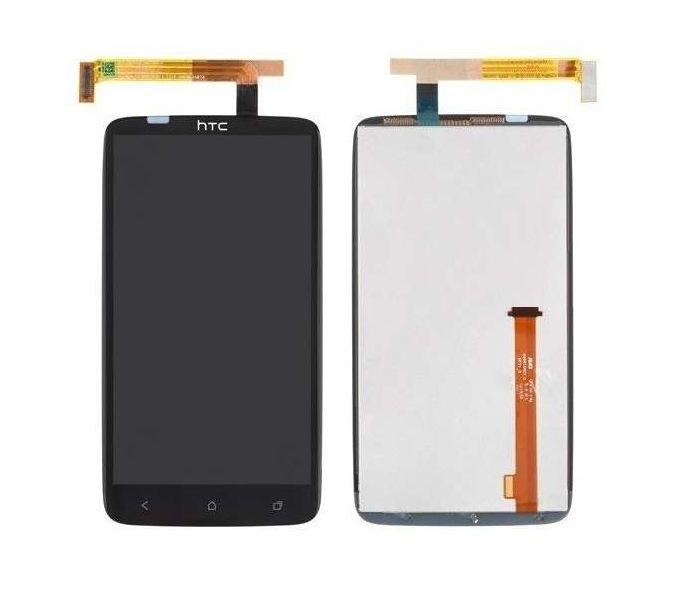 France-Access grossiste pièce détachée HTC: HTC ONE X ECRAN LCD AVEC CONTOUR