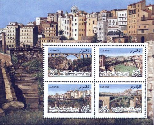 PONTS D'ALGERIE (PONTS DE CONSTANTINE)
