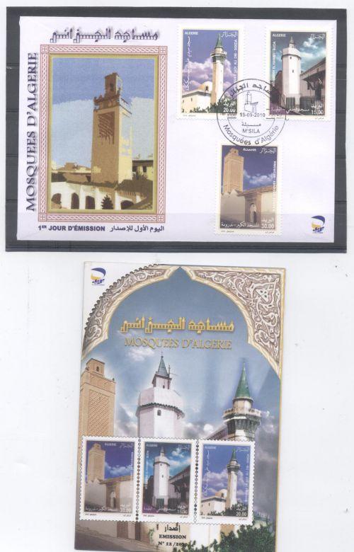 Mosquées d'Algerie