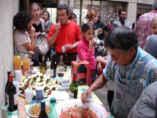 la soupe méxicaine aux haricots rouges de Raoul Velasco