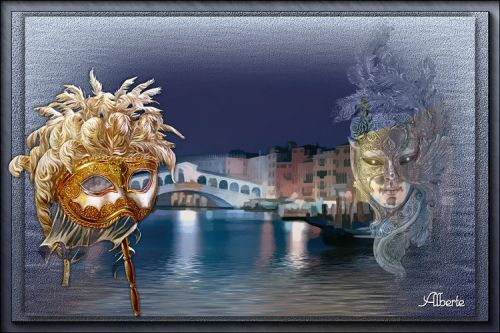 Venise la magicienne