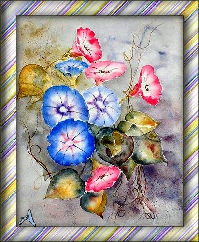 Bouquet de liserons