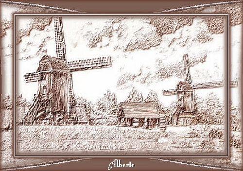Vieux moulins