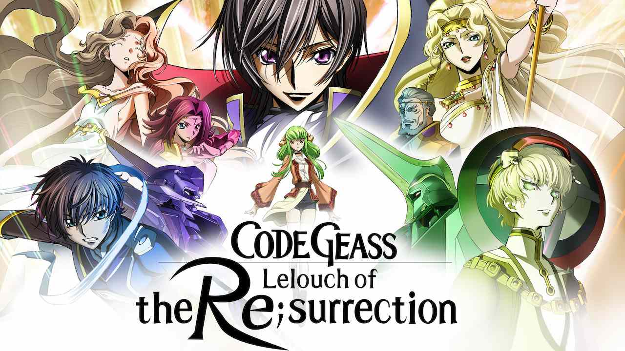 Code Geass-Lelouch of the Re-Surrection