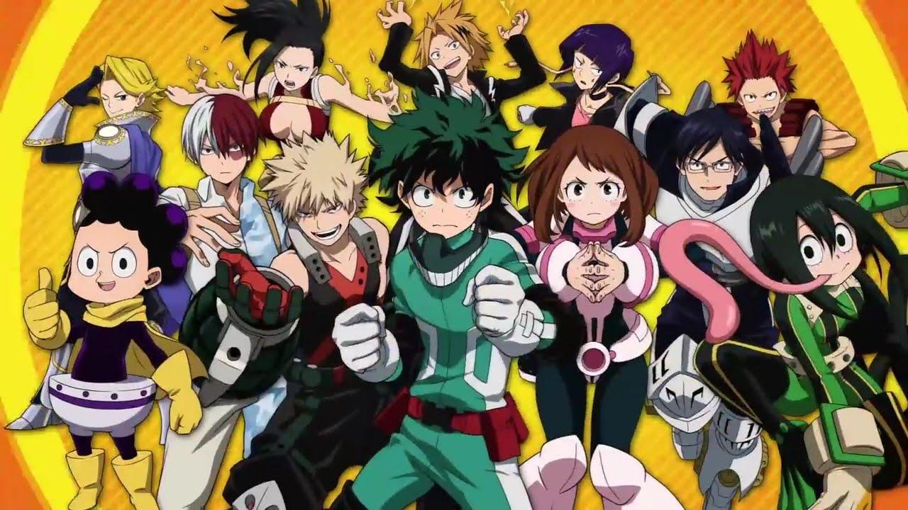 My Hero Academia  m1