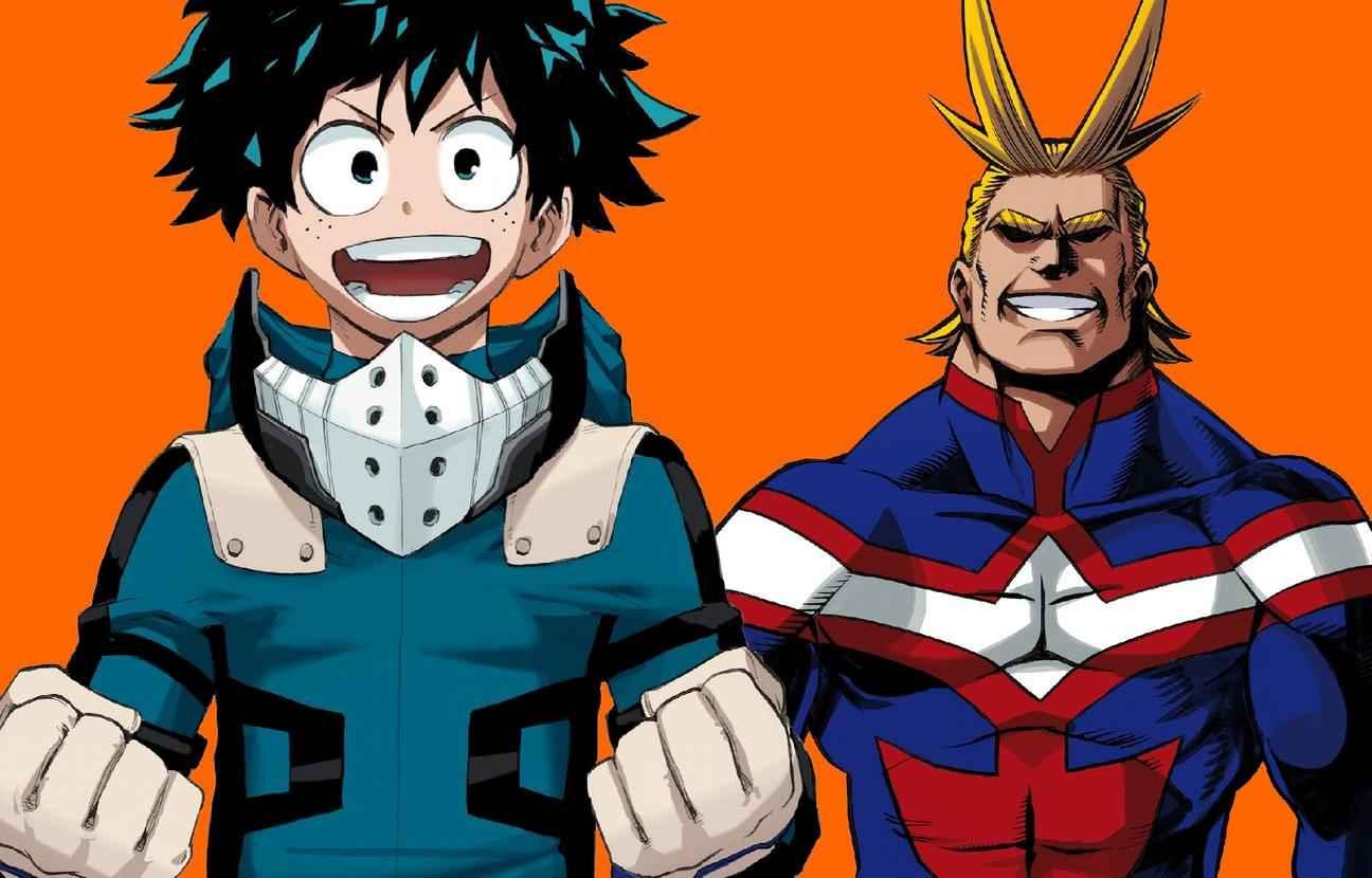 My Hero Academia  m2