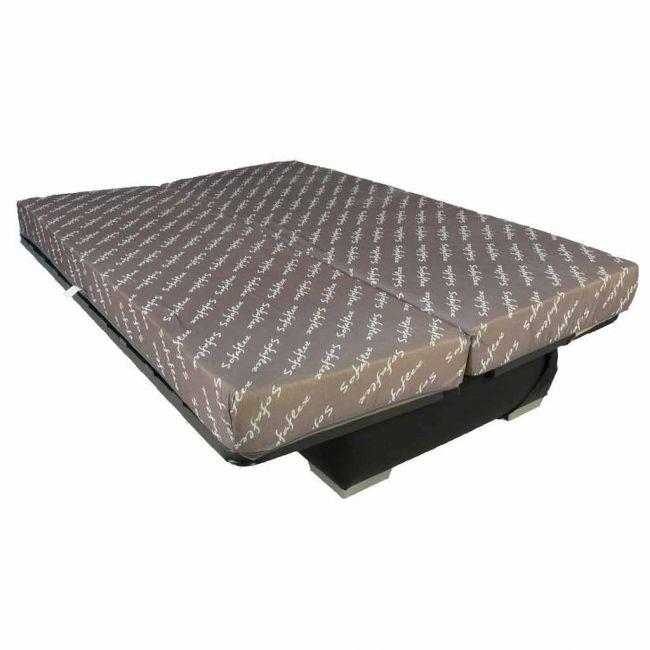 Canapé lit déplié 190x130cm