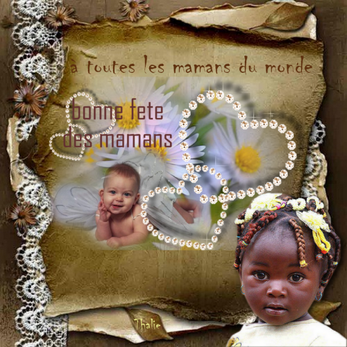 bonne fête à toutes les mamans du monde 25 mai 2014.png