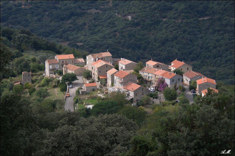 Village de montagne  (Zoza ?)