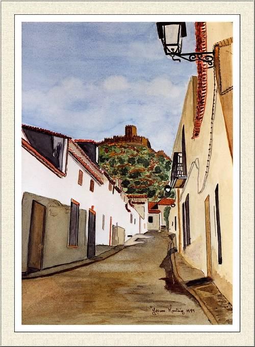 Alconchel (Espagne)
