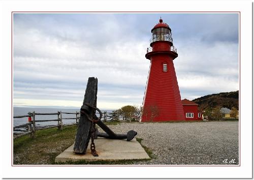 Phare en Gaspésie
