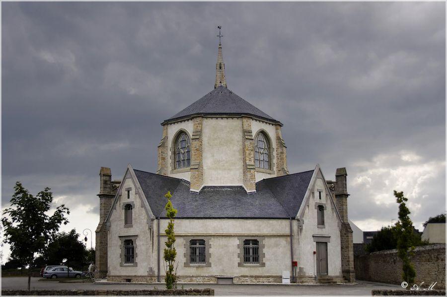 Eglise Sainte-Radegonde (Riantec)