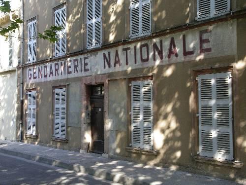 Gendarmerie de St Tropez