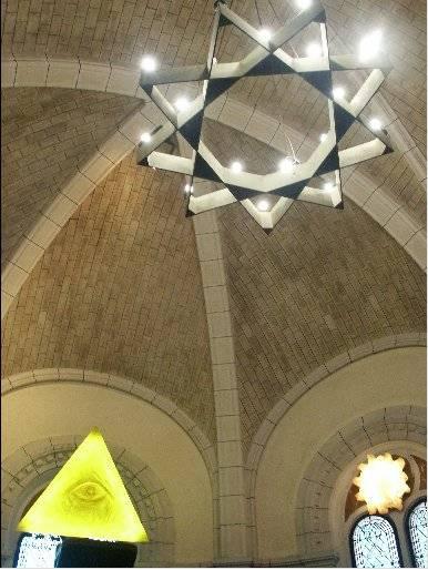 Masonic Temple - Temple maçonnique
