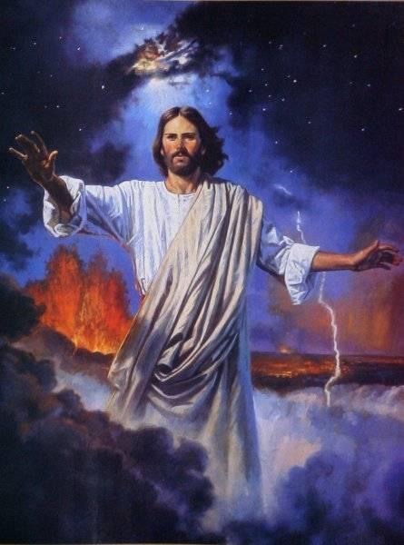 Jésus Yehova Créateur des Univers