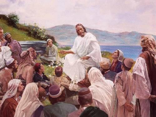 Sermon des huits béatitudes
