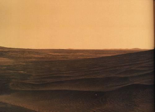 Cette région a été appelée El Dorado en raison de la couleur des sables sous l'éclairage du Soleil