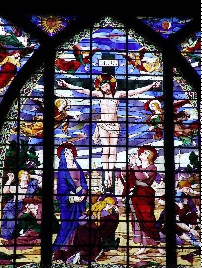 Cruxifixion - Saint Jean de Montmartre Paris