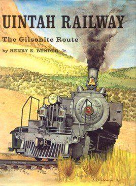 Ouvrage sur le chemin de fer dans les Uintah