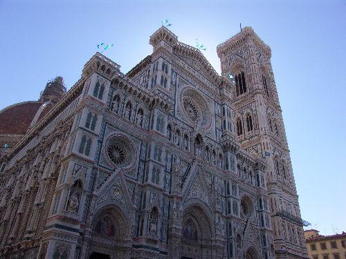 San Maria del Fiore et le Campanile