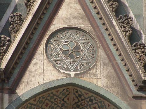 San Maria del Fiore - Symbolisme