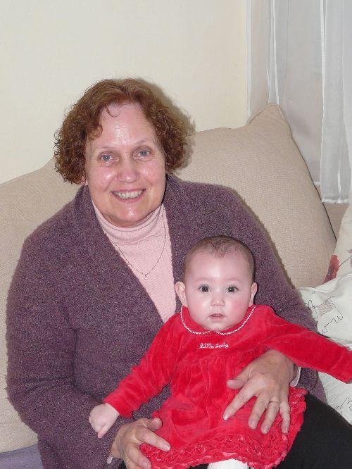 Superbe semaine avec ma mamie bretonne