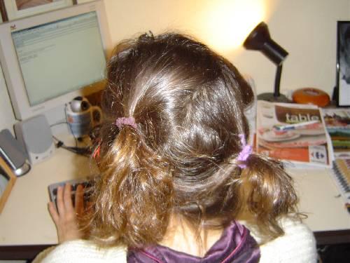 La coiffure à éviter
