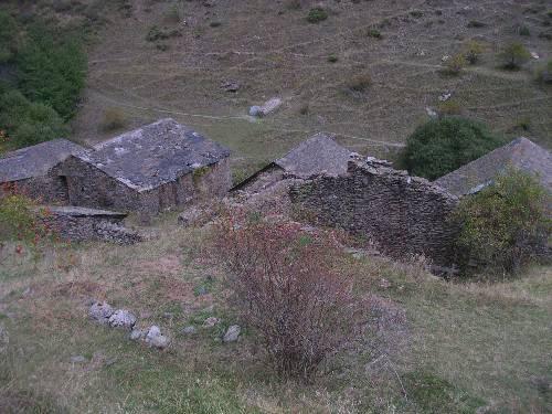 un village abandoné
