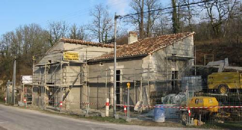 Mareuil la maison des cluzeaux l 39 closion d 39 une coquille vide argentine - Maison de l argentine ...