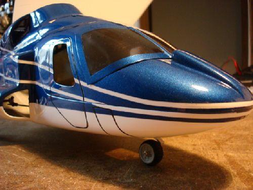 T-Rex 450 SE V2 Bell 222