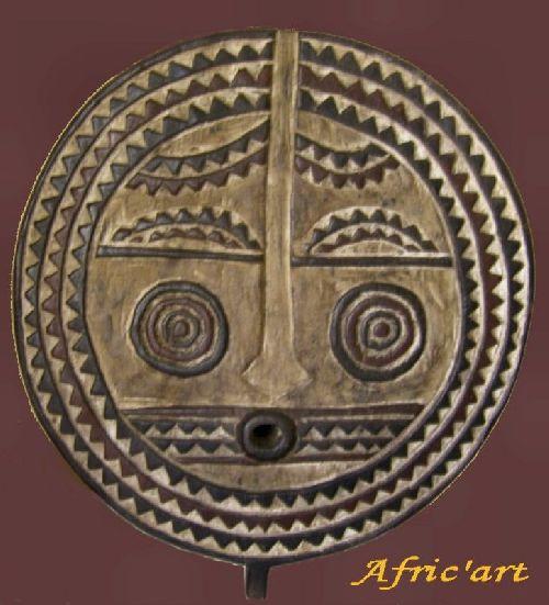 Masque Soleil bwa chez:http://afric-art.creezvotreboutique.com