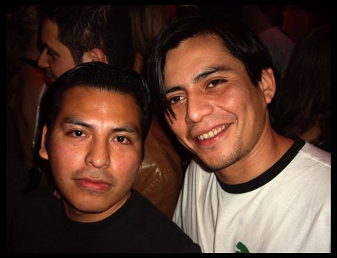 Carlos & Stéphane