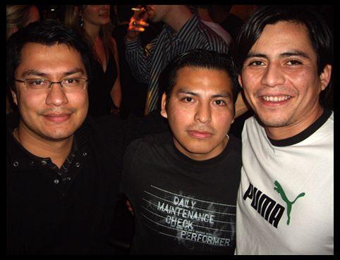 Floric,Carlos & Stéphane
