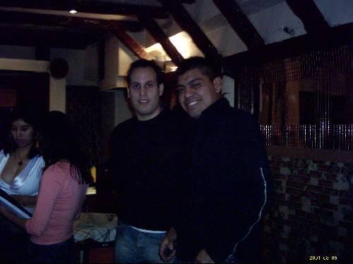 Carlos et Hugo