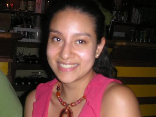 Johanna adoptée du Salvador