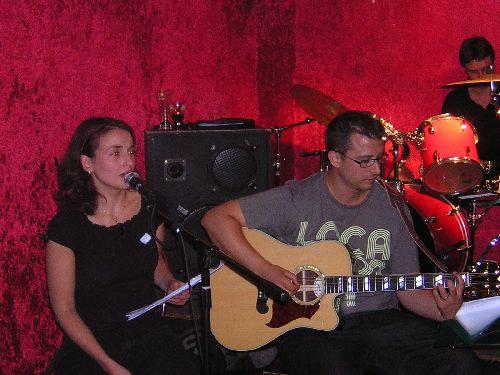 Anne-Laure et la musique...
