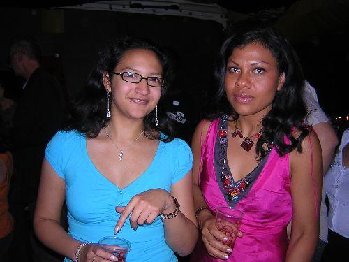 Cécile et Alix