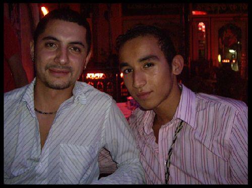 Nicolas (colombie) & Xavier (colombie)
