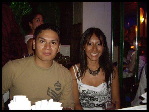 Aubin (guatemala) & Julia (guatemala)