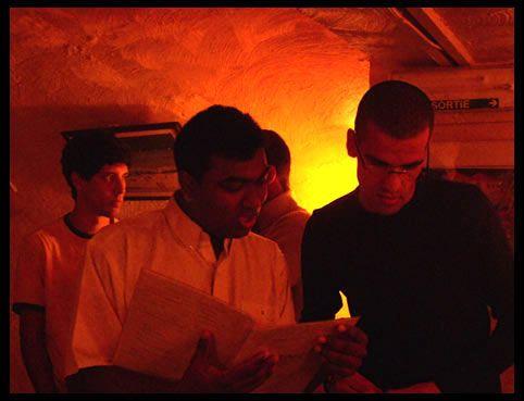 Nicolas, Julien & Guilherme