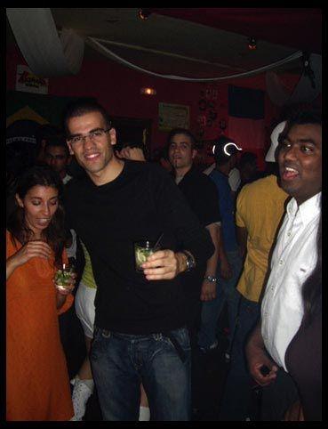 Saadiya, Guilherme & Julien