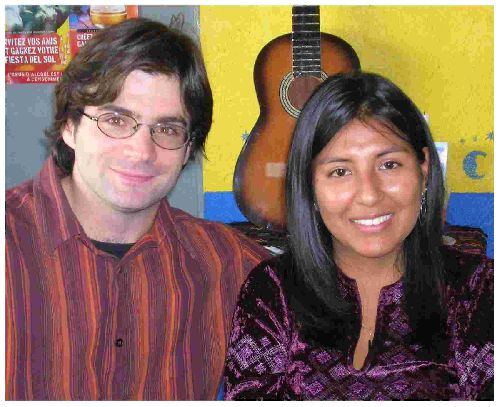 Adriano & Maryline ( Perou)