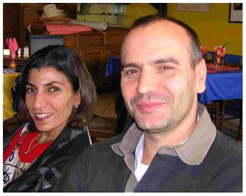Christine ( Tunisie) & Fred